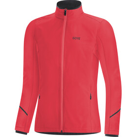 GORE WEAR R3 Gore-Tex Infinium Partial Jacket Women hibiscus pink